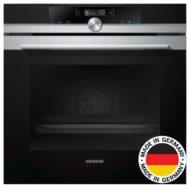 תנור בנוי בילד אין פירלוטי סימנס תוצרת גרמניה HB676G0S1