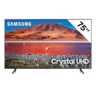 טלוויזיה סמסונג 75 אינץ 4K חכמה SAMSUNG 75TU7100